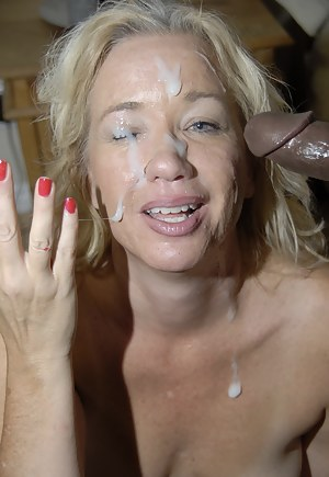 Naked Moms Facial Porn Pictures