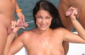 Naked Moms MMF Porn Pictures