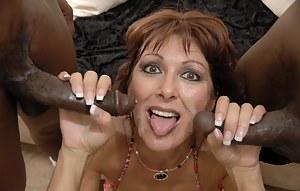Naked Moms Bukkake Porn Pictures